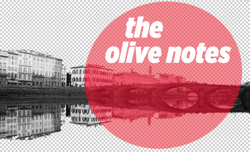 the olive notes...